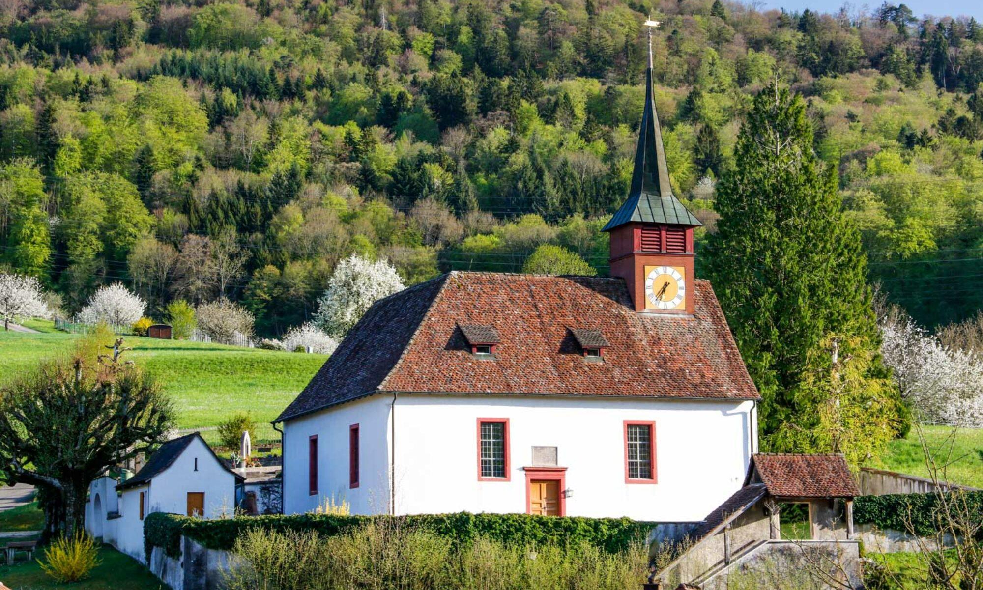 Reformierte Kirchgemeinde Wintersingen-Nusshof